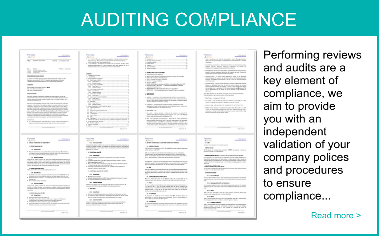 AUDITING COMPLIANCE
