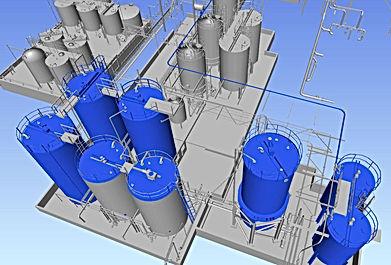 Digital Plant - 3D modelling