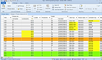 Digital Plant - Engineering Database