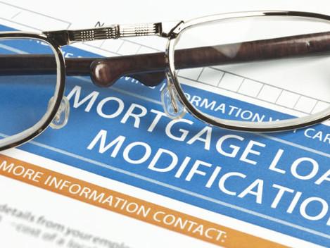 Usted puede modificar su prestamo hipotecario