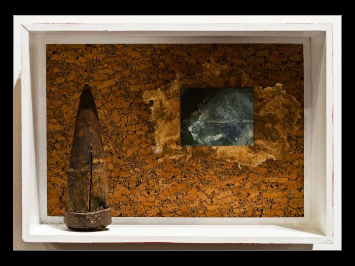 cork, paper, wood