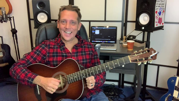 Kostenloses Gitarren-Webinar