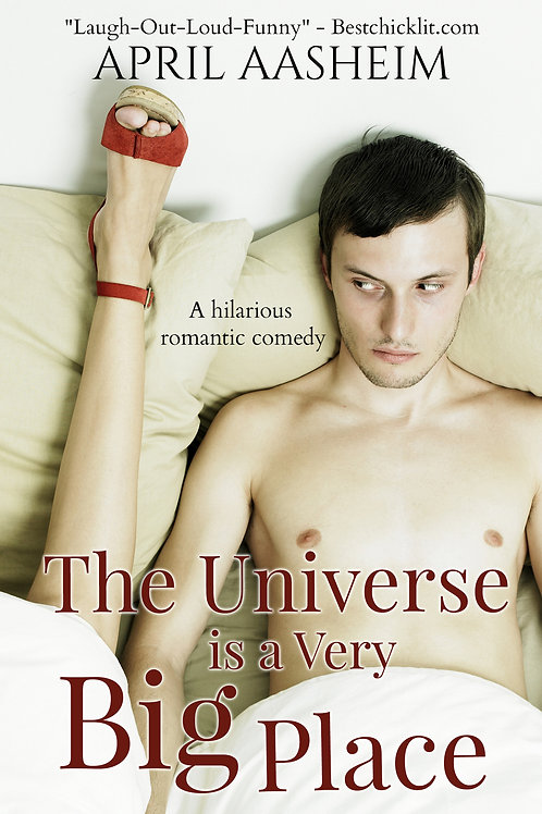 The Universe is a Very Big Place - Signed
