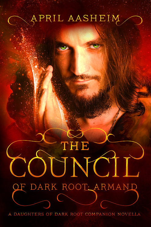 Signed Paperback: The Council of Dark Root: Armand
