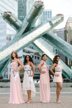 Miss BC All Titleholders