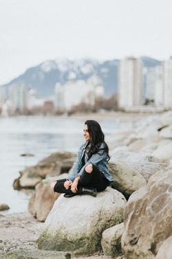 National Canadian Miss BC Navi Nanan