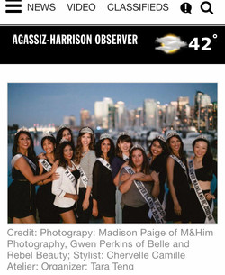 Agassiz-Harrison Observer
