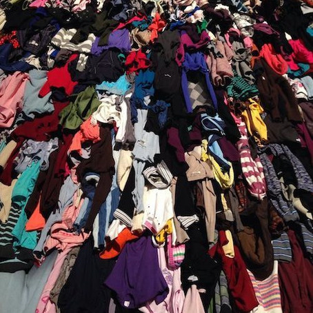 How Our Demand For Fashion Is Hurting The Environment & Why You Should Recycle Old Clothes