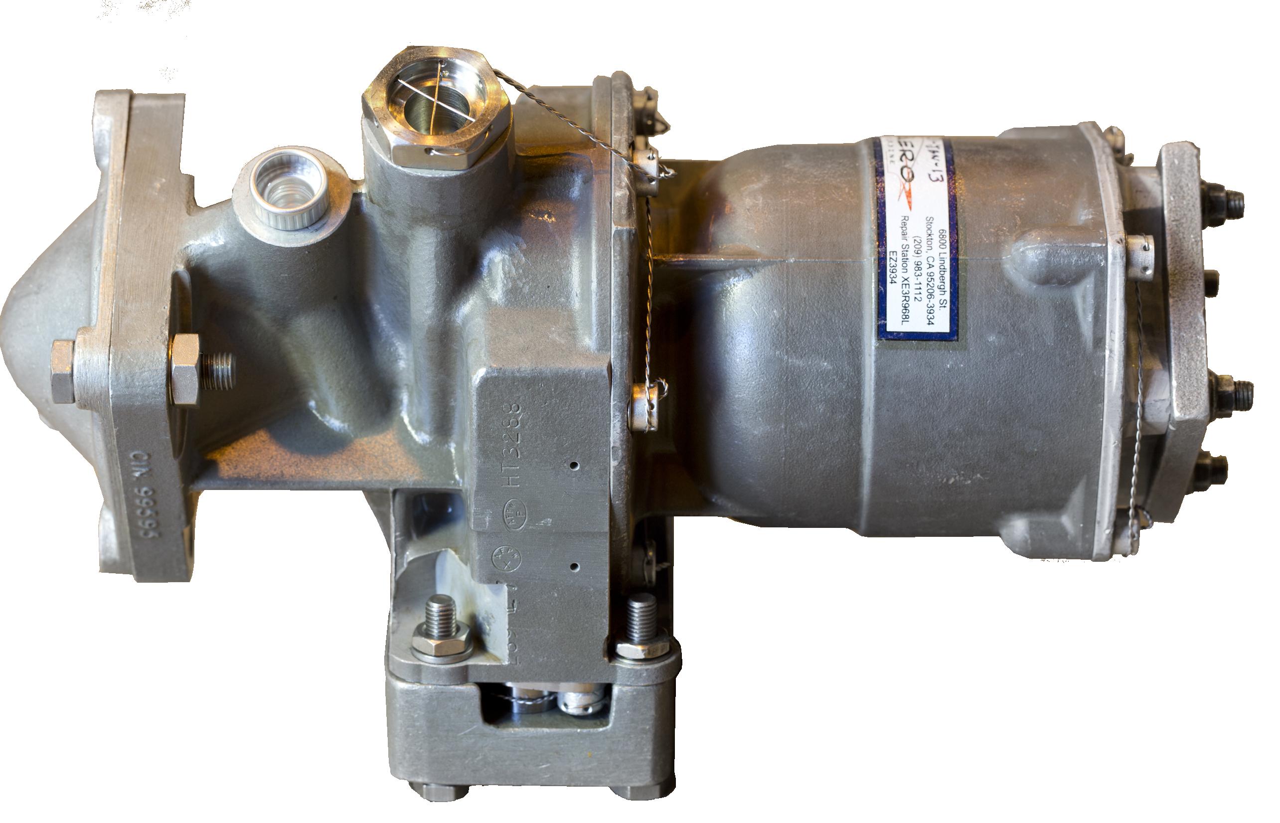 Main Fuel Pump