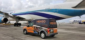 MEKCO Aircraft Maintenance