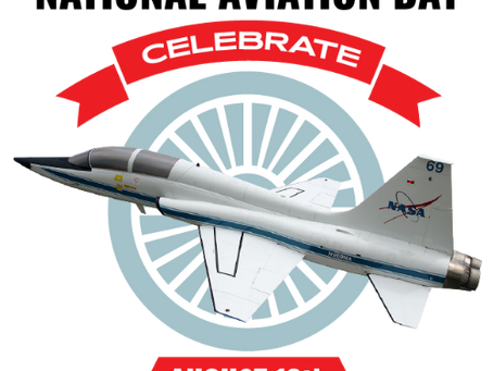 Celebrate National Aviation Day on August 19th!