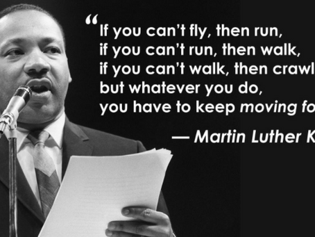 Remembering Message from Martin Luther King Jr.