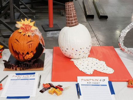 Halloween fun celebration at Applied Composites