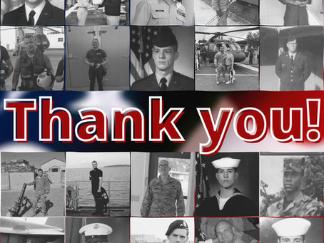Thank you to all our Applied Composites Veterans.