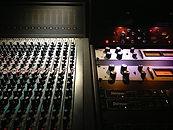 The Wave Lab Recording Studio Williamsburg Brooklyn nyc new york city music sound recording mixing mastering Urei 1178 Emperical Labs EL8s Distressor Drawmer 1968 mercenary edition stereo tube compressor