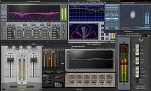 The Wave Lab Recording Studio Williamsburg Brooklyn nyc new york city music sound recording mixing mastering waves mercury plugin bundle waveburner logic pro