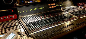 The Wave Lab Recording Studio Williamsburg Brooklyn nyc new york city music sound recording mixing mastering Amek Neve Media 51 console apogee adx16 dax16 big ben
