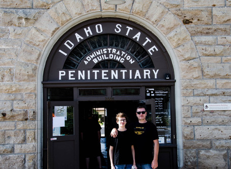 The Old Idaho State Penitentiary Visitor's Guide