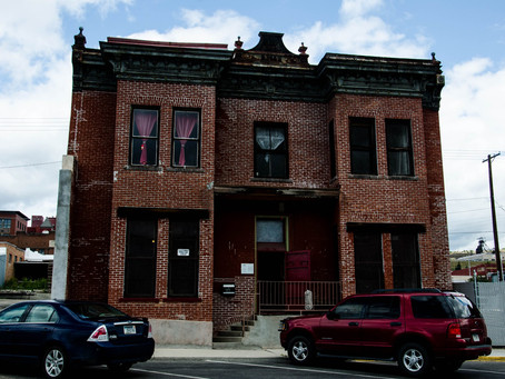 Visiting The Historic & Haunted Dumas Brothel in Butte, Montana