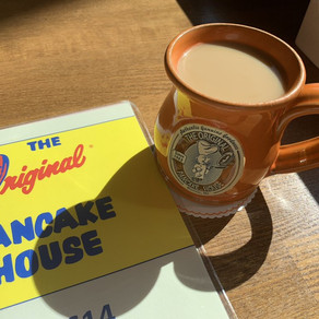 The Best Place for Breakfast in the USA:       The Original Pancake House, Boise Idaho