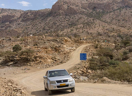 10 Days Driving Oman: Muscat to the Mountains and Back