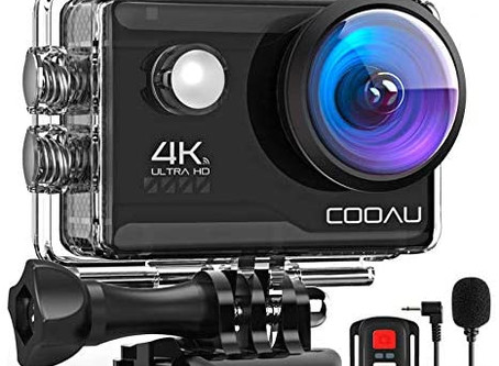 Travel Gear - Cooau Action Camera Review