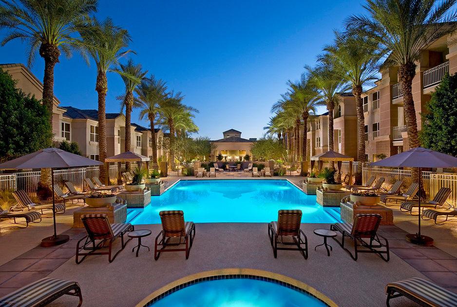 Gainey Suites Hotel Scottsdale Arizona