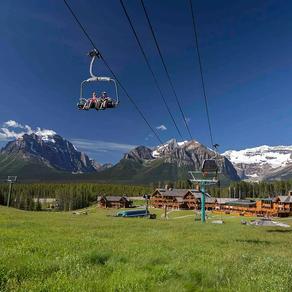 The Lake Louise Gondola Review in Banff National Park, Alberta Canada