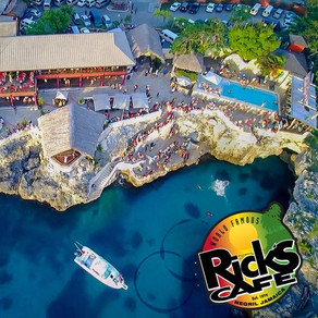 Rick's Cafe Negril Jamaica Review