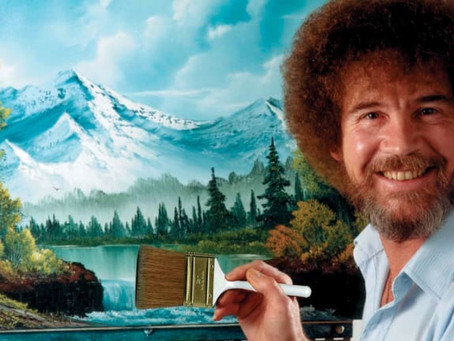 The Bob Ross Experience - from happy little trees to pop culture icon.