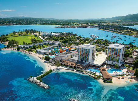 Sunscape Splash Montego Bay, Jamaica Review