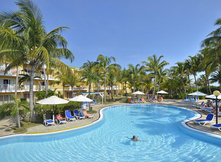 Hotel Tryp, Cayo Coco, Cuba  All-Inclusive Beach Vacation Review