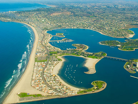 San Diego Destination Guide Part Two The Coastal Neighborhoods