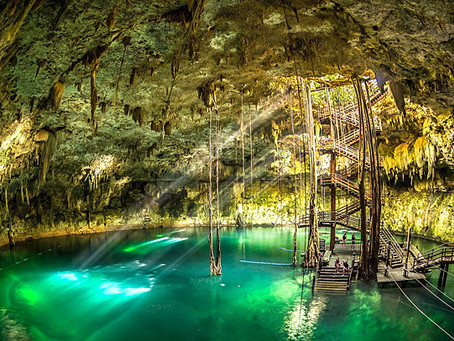 Cenote Maya Native Park Visitor's Guide