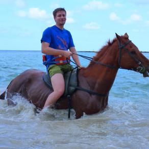 Chukka Tours Jamaica: Ocho Rios Horseback Ride and Swim Review