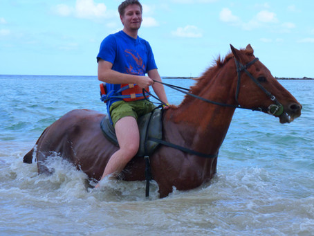 Chukka Tours Jamaica: Ocho Rios Horseback Ride and Swim Review