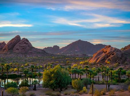 Papago Park, Phoenix Arizona Visitor's Guide