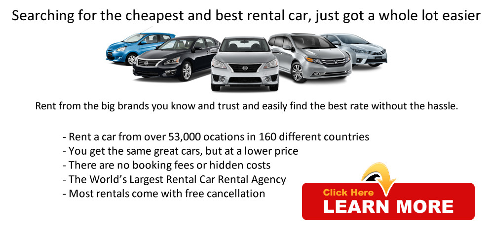 cheap rental car