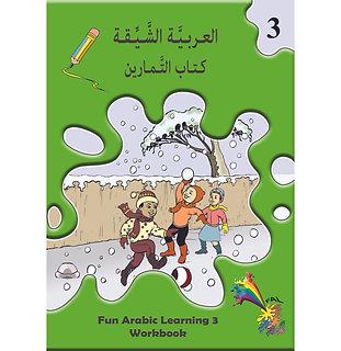 Fun Arabic Learning 3 – Workbook