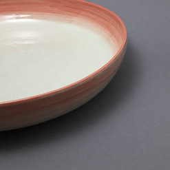 Potela Schale aus Porzellan