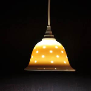 Potela Porzellanlampe