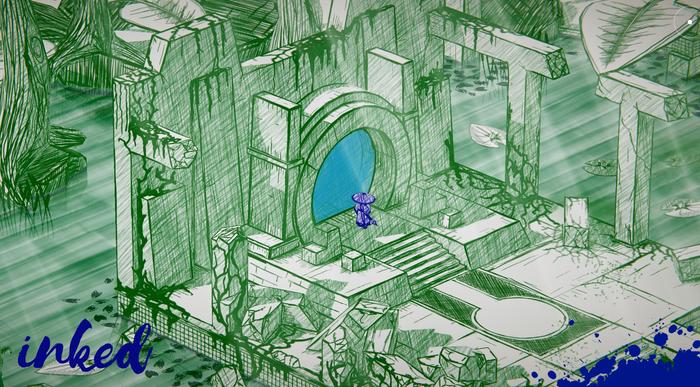 Inked - Green Door.png