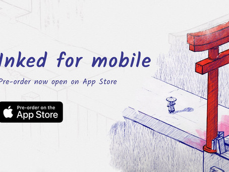 Inked: A Tale of Love Ready for Pre-Order on App Store
