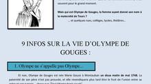 Olympe de Gouges, Une femme pas comme les autres