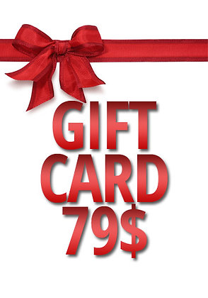 79$ Gift Card