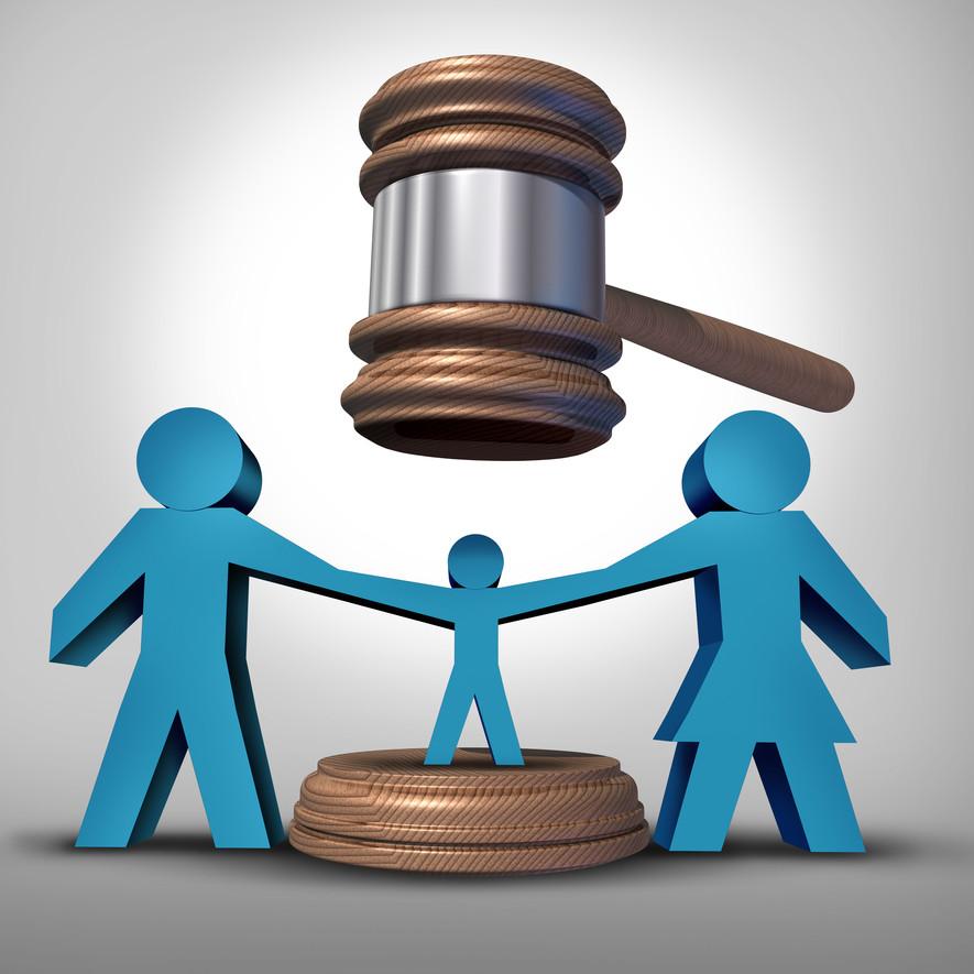 порядок общения с ребенком, определение места жительства ребенка, взыскание алиментов, семейный юрист королев