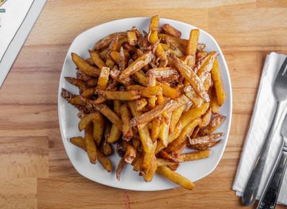 Homemade Potato Fries