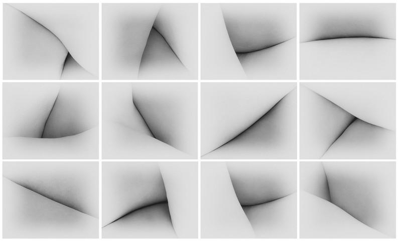 c1, 2020. série: convergências. pigmento vegetal sobre papel algodão. políptico 20 x 25 cm cada