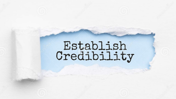 How to build credibility as a leader #3 - the last one