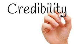 Credibility - what is that?